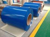 De kleur bedekte de het Vooraf geverfte Aluminium/Blad/Rol van het Aluminium met PE PVDF Feve met een laag