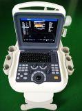 2018 향상된 충분히 Techlonogy 디지털 휴대용 색깔 도풀러 초음파 시스템 (MSLCU28)
