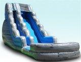 膨脹可能な楽しみ装置、波水スライド(B4010)