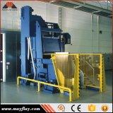 China zerteilt Gleisketten-Granaliengebläse-Reinigungs-Maschinen-Hersteller, Modell: MB