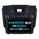 Cheverolet S10/Isuzu D 최대 4G ROM 1080P 접촉 스크린 32GB ROM IPS 스크린을%s Witson 8 코어 인조 인간 8.0 차 DVD