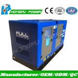 de Open Diesel die van het Type 35kVA Weichai de Vastgestelde Generatie van de Stroom produceren