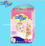 Pannolini di carta a gettare di Drypers dei pannolini di Beathable Panty della fabbrica, prodotti in Cina, pannolini svegli del bambino del bambino di Didposable