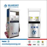 El dispensador de CNG, CNG contradice, el poste de relleno de CNG, boquilla de NGV para el dispensador, solo dispensador del manguito CNG, dispensador doble del manguito CNG