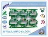 Carte rigide double face de la carte DEL de carte à circuit de carte de 2 couches