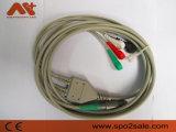 Petas Zmk160r 4 Cable-Lead ECG