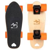 """O bordo cheio do mini cruzador do skate fêz a cor de madeira original 16*6 """" Y001-1"""