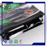 Stand up Fleuret Emballage refermable sac de riz à fond plat