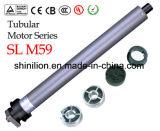 Obturador de rodillo / Motor tubular (SL M59).