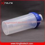 700 мл пластмассовые белка вибрационное сито с расширительного бачка ручной блендер из нержавеющей стали (KL-7007)