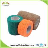 Medizinischer kundenspezifischer gedruckter Tierarzt-Verpackungs-Bindeverband