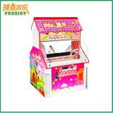 De muntstuk In werking gestelde Machine van de Kraan van de Klauw van de Arcade van de Verkoop van de Gift van het Speelgoed van de Opdringer