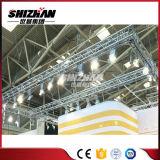 Braguero de aluminio giratorio redondo de la iluminación de la pequeña del concierto de la etapa torre de la elevación