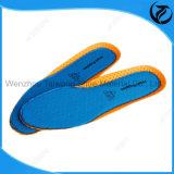 人のためのメモリ泡PUのスポーツの靴の靴の中敷