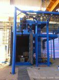 12.5kg LPG Gas-Zylinder-Herstellungs-Zeile Granaliengebläse-Maschine