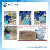 Produtos químicos de Demolição estático para o granito e Pedreira