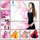 bufanda 100%Silk para señora Woman