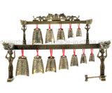 OEMの金属の装飾的な古典的な楽器のチャイムの鐘の記念品