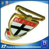 2D Медаль сувенира легирующего металла цинка с подгонянной конструкцией