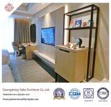 Mobília de madeira do hotel com jogo de quarto moderno (YB-YDYDE-1)
