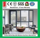 Schalldichtes Aluminiumflügelfenster-Fenster/Aluminiumfenster