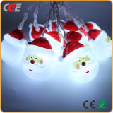 LED Santa Decorative Clause String Light for Christmas Holiday Light