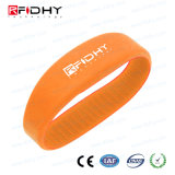 Дешевые технологии RFID 125Кгц T5577 силиконовые браслеты