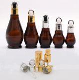 De nieuwe Kosmetische Flessen van het Glas van de Schoonheidsmiddelen van de Container (NBG07)