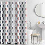 型及びべと病の自由なAnti-Fungal現代的なホームHooklessのシャワー・カーテン
