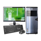 Persönlicher Tischrechner DJ - C001with Intel Duo-Kern CPU