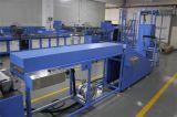 Cores de duas fitas de algodão fabricante da máquina de impressão automática do ecrã