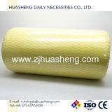 Marcação e MSDS Jsnw titulados n° 23 toalhetes de limpeza de laboratório Amarelo Eco-Friendly natural para a limpeza de mesa, cozinha, Laboratório, casa de banho,