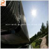 Архитектурные металлической сетки декоративные проволочной сеткой