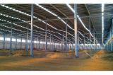 Fabricantes prefabricados de la construcción de edificios del almacén de la estructura del marco de acero en China