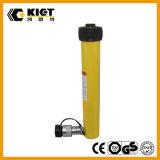 Cylindre hydraulique à simple effet d'usage universel