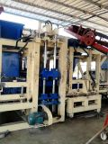Konkreter Kleber-Flugasche-automatischer hydraulischer Ziegelstein-Block, der Maschine herstellt