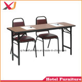 L'École de bois pliantes Table de réunion pour conférence/bureau