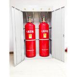 Sistema al por mayor de la lucha contra el fuego del extintor de la cabina Hfc-227ea de la fábrica FM200