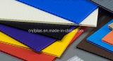 4X8 folhas de plástico PP plástico corrugado/PP Folha oca/PP Placa Oco