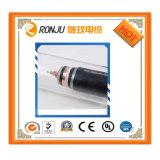 최고 판매! 450/750V IEC 표준 PVC는 넣어진 길쌈한 보호한 다핵 유연한 조종 케이블을 격리했다