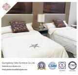 2인용 침대 (YB-G-19)를 가진 침실 세트를 위한 중류 호텔 가구