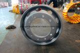 Бескамерная высокого качества питания на заводе тяжелого грузовика Колесо, бескамерные погрузчик колесный погрузчик бескамерные стальные колеса