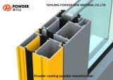 Kundenspezifisches Farben-Beschichtung-Puder für Aluminiumbaumaterial-Puder-Beschichtung
