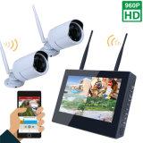 cámara al aire libre BMS1003fd11 del IP de la seguridad de la vigilancia del hogar de la visión nocturna de 960p HD WiFi IR