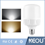 Hot-Sale 110lm/W lâmpada LED da coluna de luz da lâmpada