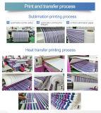 Máquina basada petróleo de la prensa del calor del rodillo de la sublimación de la materia textil de la ropa de deportes del fabricante de China
