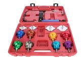 14 PCS-Kühler-Schutzkappen-Druck-Prüfvorrichtung-Installationssatz