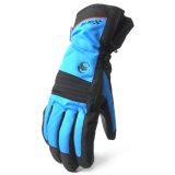 スポーツの手袋を競争させるFgv023mblの冬のタッチ画面の防水防風のオートバイ