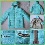 女性の冬の新しい技術的なライトダウンジャケット及びパッディングのジャケット