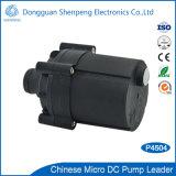 pompe de C.C de 12V 24V mini pour le ventilateur de refroidissement par eau